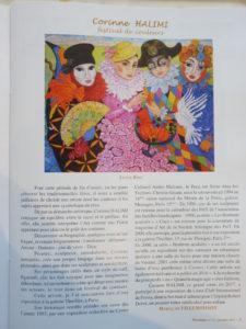 Texte de Marcel de Villemoisson Président de la Revue Mosaïque décembre 2017